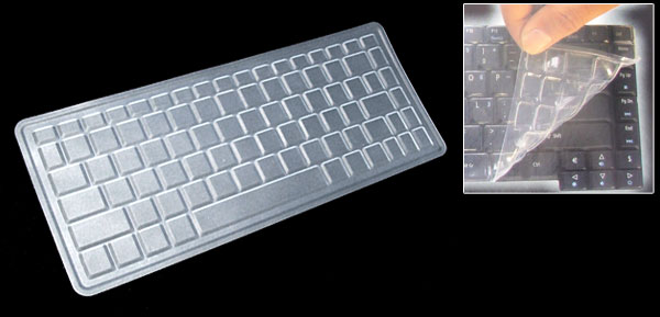 Notebook Keyboard Silicone Skin Cover for Asus W5 W6 W7 (ML-1015b)