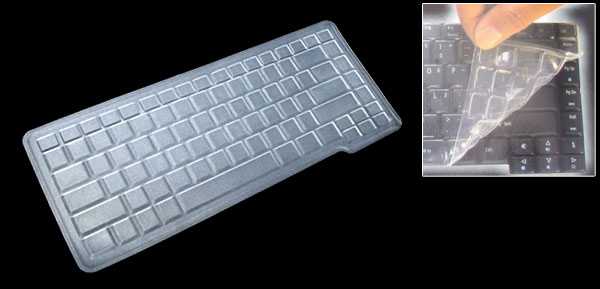 Notebook Keyboard Silicone Skin Cover for Lenovo 420 E390 (ML-1010b)