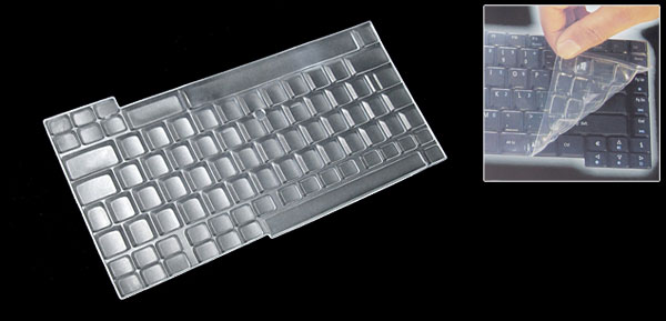Laptop Keyboard Silicone Skin Cover for IBM ThinkPad X60