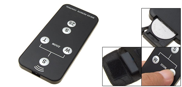 RM-E6 Remote Controller for Digital Camera Canon RC-1 WL-DC100