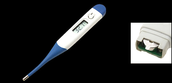 Electronic Beeper Digital Body Thermometer