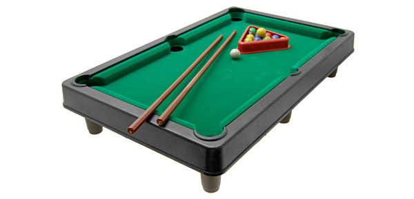 Mini Pool Table Snooker Billiards Game Set Kids Toy