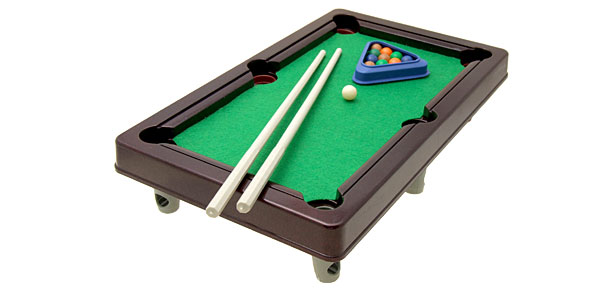 Mini Kids Table Snooker Pool Billiards Game Set Toy