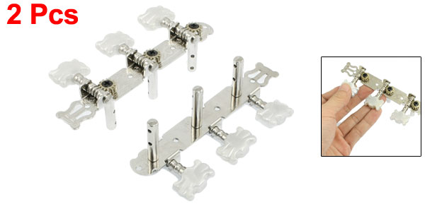 2 x Classical Guitar Tuning Keys Pegs Machine Tuner Heads