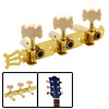 Guitar Tuning Keys Pegs Machine Tuner Heads Golden