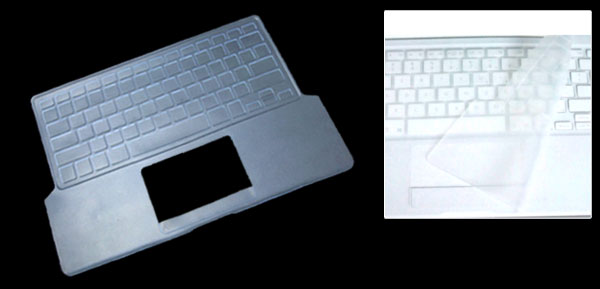 Laptop Notebook Keyboard Silicone Skin Protector Cover for Apple Air