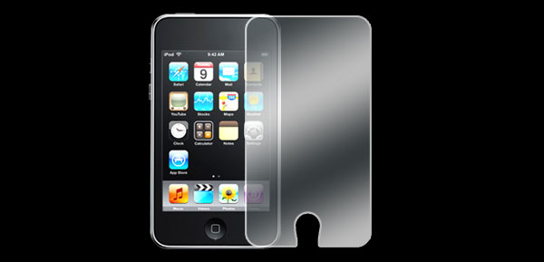 LCD Screen Mirror Protector Guard Film Shield for iPod Touch