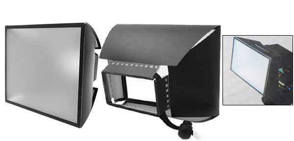Flash Digital SLR Camera Soft Box for Nikon