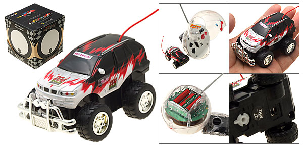 Remote Control RC - Mini 4x4 Speed Racer Toy Car