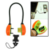 Orange Mini Emergency USB Charge Cable for Sony Ericsson K750 W800