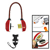 Mini Red Emergency USB Charge Cable for Nokia N95 N93 N73 N70 6500S