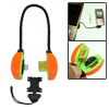 Mini Emergency Orange USB Charge Cable for Motorola V8 V9 Nokia 8600 Luna