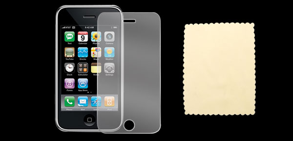 LCD Screen Protector Film Shield Guard for Apple iPhone 3G