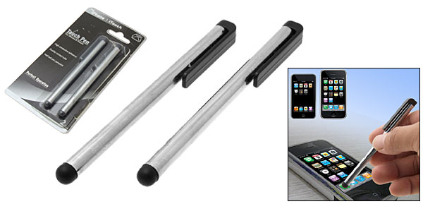 2 PCS Universal Touch Screen Stylus Pen for Phone 3G