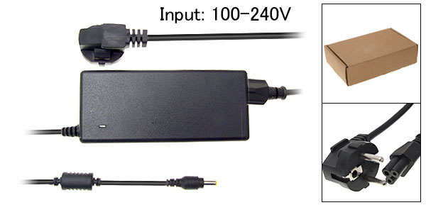 18.5V 4.9A Laptop AC Adapter with EU Power Cord for Compaq Presario 2100 2500 ( 325112-001 )