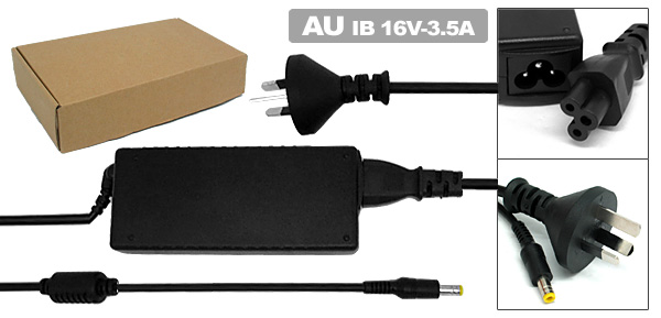 AU Plug AC100-240V Adapter 65W-IB02 65W for IBM ThinkPad X20 X21 02K6729