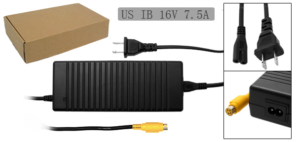 US Plug 100-240V AC Power Adapter for IBM ThinkPad G40 G41 ( 02K7093 PA-1121-061 )