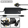 Laptop AC Adapter 16V 4.5A with UK Power Cord for IBM ThinkPad T2...