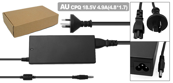 AU Plug 100-240V Power Adapter 90W-CP05 for HP Pavilion DV2000 287515-001 239428-001
