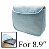 "9.7"" 10\"" 10.1\"" Blue Mini Notebook Sleeve Bag Case for Apple iPad 1 2 Tablet PC"