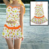 Lady's Skirted Swimsuits Fashion Beach Charming Swimwear