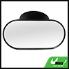 Car Vehicle Revolving Mini Room Suction up Rear View Mirror