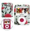 Pretty Flower Hard Plastic Case for iPod Nano 3rd Generation