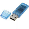 Blue Crystal USB 2.0 bluetooth Dongle Adapter V2.0 for PC Laptop