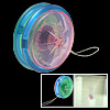 Cool Plastic Safety Children's Yo-Yo Toy with Flash light
