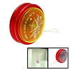 Interesting Round Children's Yo-Yo Toy Kelly Blue Red with Flash light