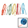 5 Different Color Yo-Yo Toy Necessity Long Cotton Strings
