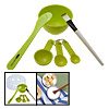 6 in 1 Beauty Accessory Measuring Spoon Mask Stick Bowl Brush
