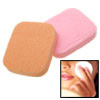 2 Anti-Virus B46 Cleaning Face Pad Orange & Pink