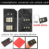Universal Cell Mobile Phone SIM Unlock Unlocking Card