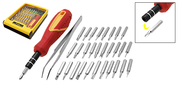 31 in 1 Electronics Screwdriver Set Telecommunication Tools