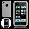 Protective Textured Silicon Skin Case Cover for Apple iPhone 3G