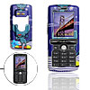 Mouse Pattern Hard Plastic Mobile Phone Case Cover Protector for Sony Ericsson K750