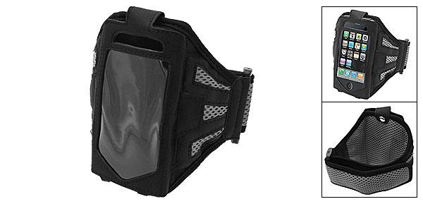 Lifestyle Sports Armband Case Holder for Apple iPhone 3G Black