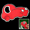 Portable Easy Holding Mini Car Shaped Beer Beverage Bottle Opener Red