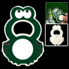 Big Mouth Frog Multifunction Magnetic Beer Bottle Opener
