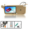 "7"" LCD Car Sunvisor DVD Player with USB and SD Card Slot Right Ta..."
