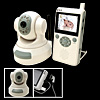 Wireless Pan Tilt Control Receiver + Night Vision Security Camera...