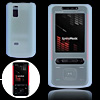 Sky Blue Silicone Skin Case Cover for Nokia 5610 XpressMusic