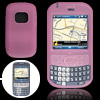Protector Silicone Skin Case Cover for Palm Treo 800W Pink
