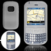 Protector Silicone Skin Case Cover for Palm Treo 800W Clear White