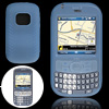 Protector Silicone Skin Case Cover for Palm Treo 800W Blue