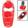Red Folding Holder for Mobile Phone MP3 MP4 PDA iPhone