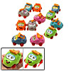 Cartoon Street Car Drop Hanger Truck Children's Truck Toy Set - 1...
