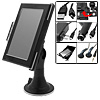 "Slim 4.3"" Touch Screen bluetooth Multimedia Car GPS Navigator Bla..."