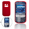 Red Silicone Mobile Phone Case for Palm Treo 800W